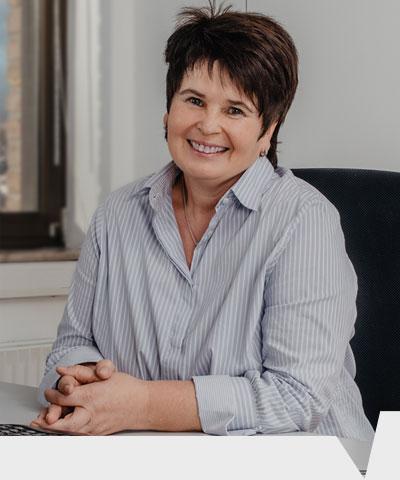Gabi Klein ist Einkaufsleiterin bei CenMax Sales