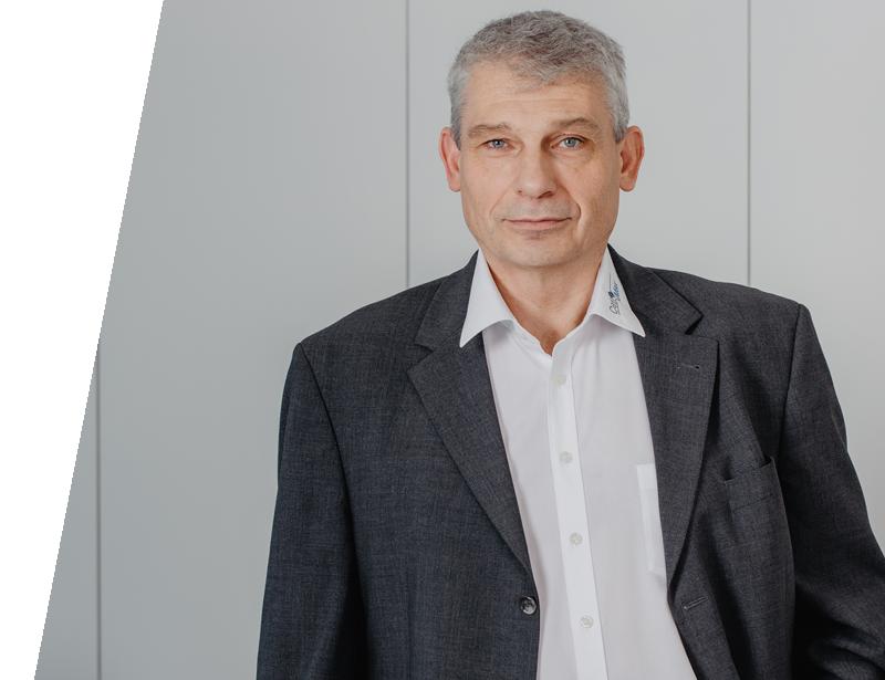 Henning Klarfeld, Geschäftsführer der CenMax GmbH