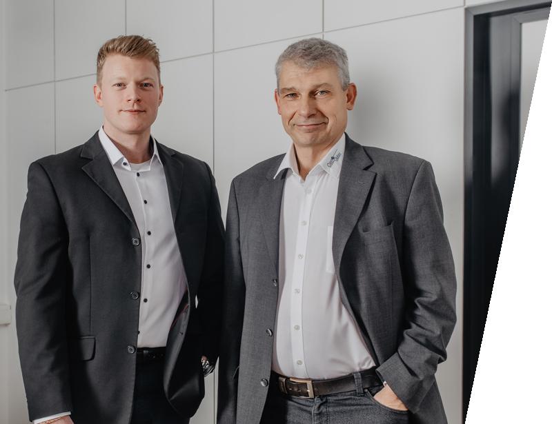 CenMax Doppelspitze Henning Klarfeld und David Machulla